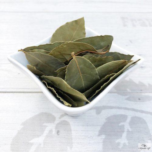 Laurel leaves whole (pressed bales) 1000g