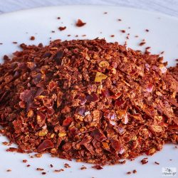Chili crushed without seeds