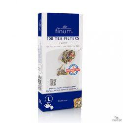 Teafilter L méret 100 db