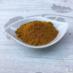 Curry por - Ananászos