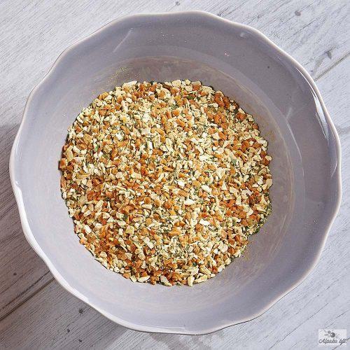 Ételízesítő hozzáadott só nélkül és adalékmentesen