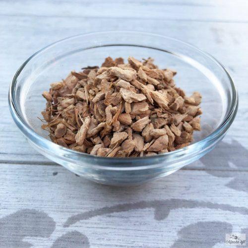 Galangal root cut 2-5 mm 1000g
