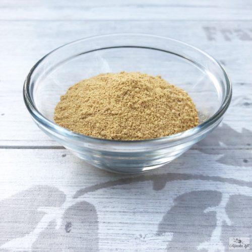 Ginger ground steam sterilized