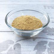 Ginger ground steam sterilized 1000g
