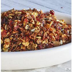 Jalapeno chili granulátum piros