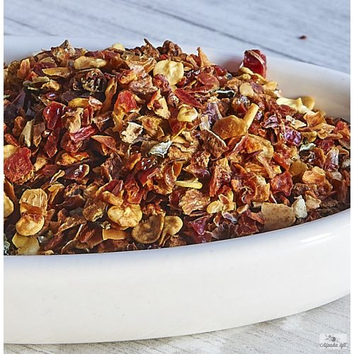 Jalapeno chili granulátum piros 250g