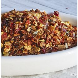 Jalapeno chili granulátum piros 1000g