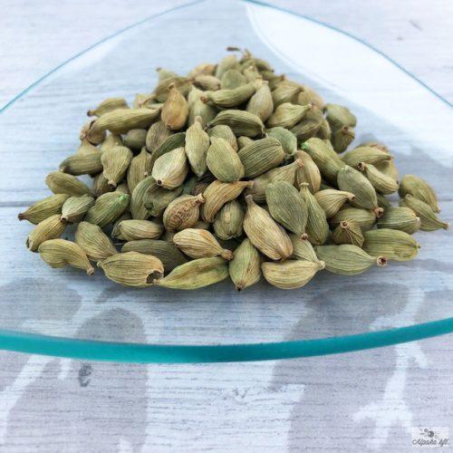 Cardamom whole green 250g