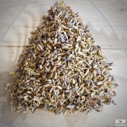 Lavender flowers with a strong aroma are also known as herbs and spices.
