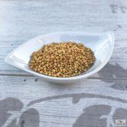 A sárga, egészben kapható mustármag kiváló ízesítője pácleveknek, savanyúságoknak