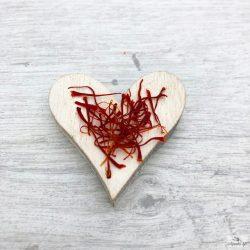 Saffron in box 25 mg