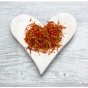 Safflower is commonly used in winemaking.