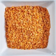 Carrot granulate