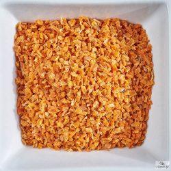 Sárgarépa granulátum