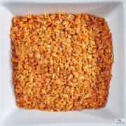Carrot granulate 1000g