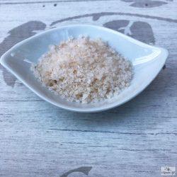 Pink Inca salt is a gourmet salt ideall as finishing salt and post-salting.