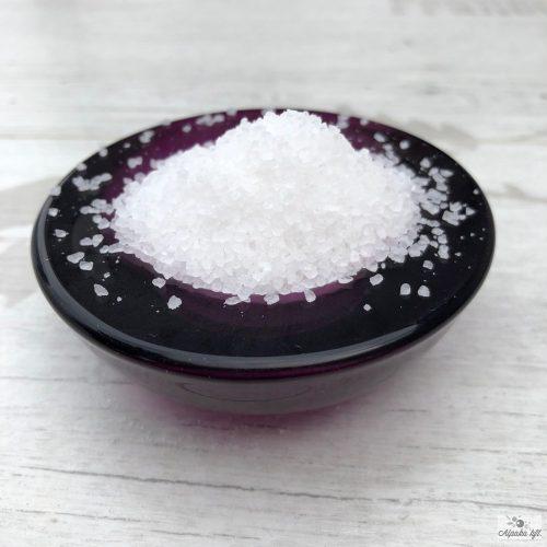 Mediterranean Sea salt coarse 1-1,8 mm (BBQ salt) 250g