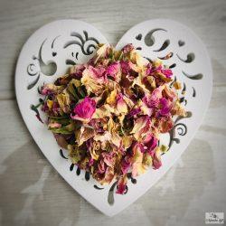 Rózsaszirom egész 250g