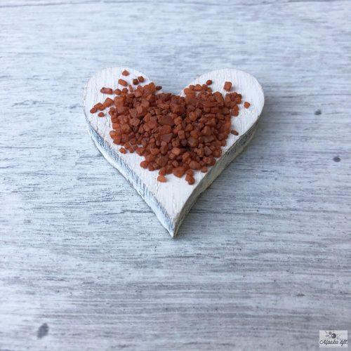 A hawaii vörös Alaea tengeri só nemcsak az ázsiai, de az európai konyha remekeiben is jól érvényesül