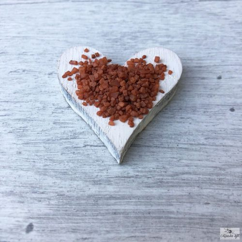 Hawaiian Red Alaea sea salt works well not only with Asian but also with European dishes