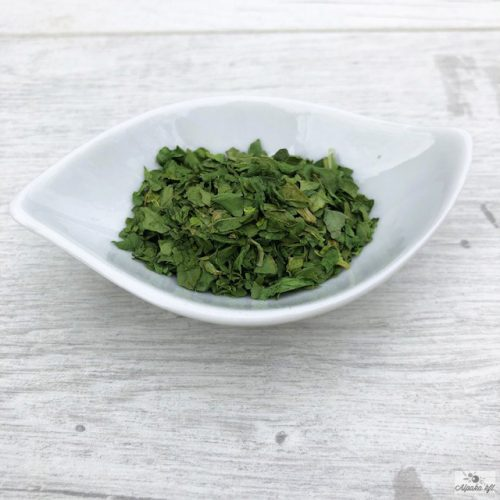 Spinach leaves 0,8-6 mm 1000g