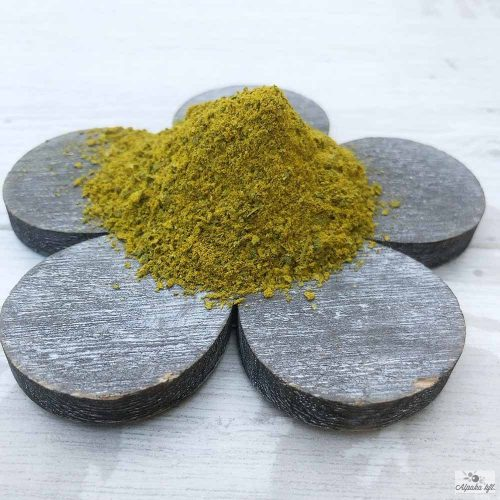 Curry Zöld 250g