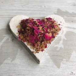 Bourbon Vanilla pink pepper and rose Spice Mix