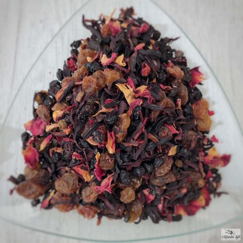 Elder Roza - Fruit tea- Wildberry taste