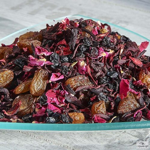 Cherry Blossom - Fruit tea- Wildcherry taste 250g