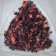 Vörös és Fekete - Feketeribizli ízű tea 1000g