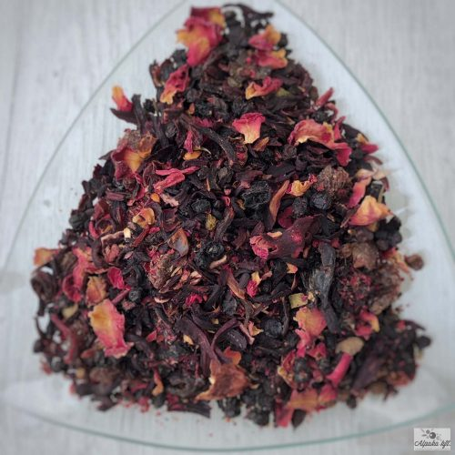 Red and Black - Fruit tea Wildberry taste 1000g
