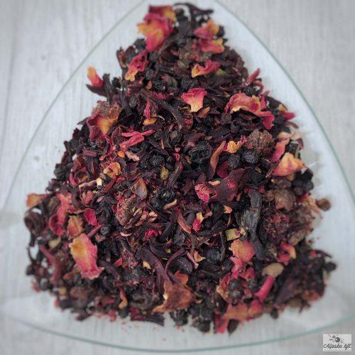 Red and Black - Fruit tea Wildberry taste 1000g