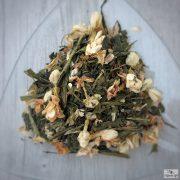 Jasmin flower with Green tea leaves 1000g